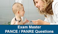 Exam Master<sup>®</sup> PANCE/PANRE Board Review Question Bank