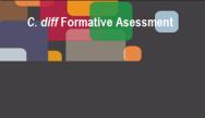 Clostridium difficile Formative Assessment