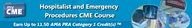 Hospitalist/Emergency Med Course