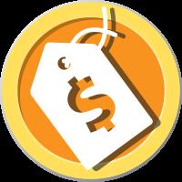 Price Tag Symbol