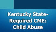 Domestic Violence 3 Hour: Focus on Child Abuse for Kentucky Health Professionals