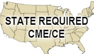 Fulfill your state CME/CE licensing requirements with these courses.