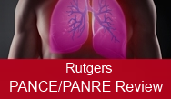 PANCE/PANRE Review: Pulmonology, Pediatrics, Ophthalmology, & Otorhinolaryngoly
