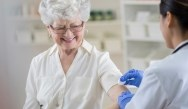 Repeated Vaccination May Prevent Severe Flu in Older People