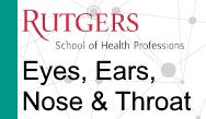 PANCE/PANRE Review: Ophthalmology and Otorhinolaryngology