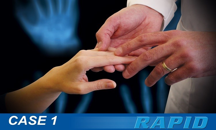 RAPID Case Study 1: A 34-Year-Old Woman With Hand and Foot Pain