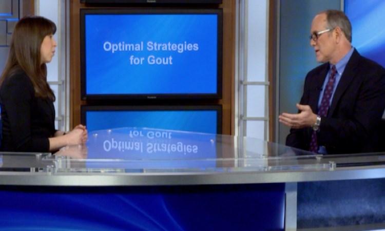 Optimal Strategies for Gout