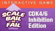Scale, Bail, or Fail - The CDK4/6 Inhibition in Cancer Edition