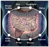 Evolution of the Intestinal Microbiome: Laying the Foundation for Child Health